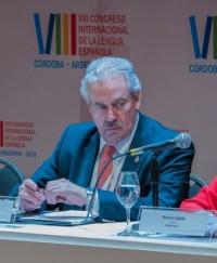 Gonzalo Celorio presidió la mesa