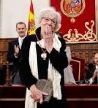 Recibe la poeta uruguaya Ida Vitale el Premio Cervantes