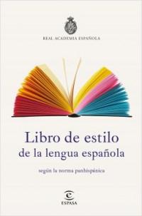 Presentación del Libro de estilo de la lengua española
