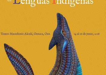 Conferencia magistral de Fernando Nava en el Primer Congreso Internacional de Fomento a la Lectura en Lenguas Indígenas