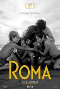 Roma, una película en español subtitulada en español
