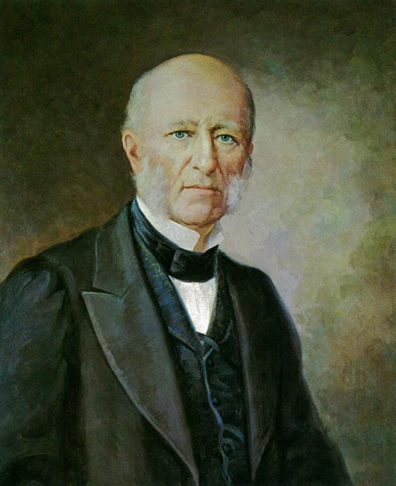 José María de Bassoco, primer director de la Academia Mexicana