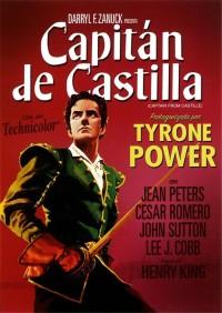 Bernal Díaz y Tyrone Power: presentación de La historia verdadera de la conquista de la Nueva España en la Cineteca Nacional