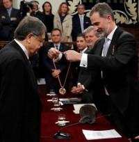 Sergio Ramírez recibe el Premio Miguel de Cervantes 2017