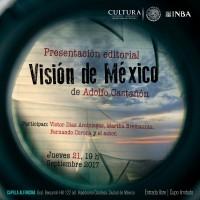 Presentación Visión de México de Adolfo Castañón