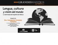 Lengua, cultura y visión del mundo. La identidad del español de México: curso que impartirá la doctora Concepción Company Company