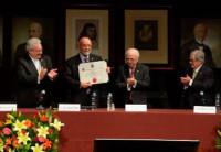 Ingresa el arqueólogo Eduardo Matos Moctezuma a la AML