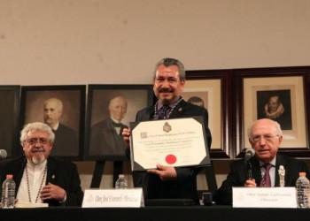 Discurso de ingreso de don Everardo Mendoza