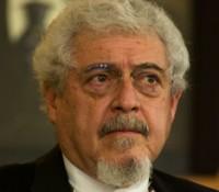 Protagonistas de la literatura mexicana: Felipe Garrido en Bellas Artes el próximo martes 19 de septiembre