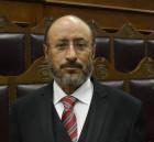 Ceremonia de ingreso de don Francisco Javier Beltrán Cabrera