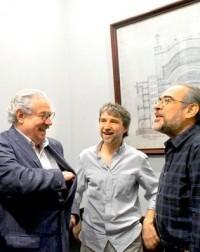 Reconocimiento a Gonzalo Celorio en Bellas Artes