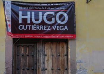Felipe Garrido participará en homenaje a Hugo Gutiérrez Vega en la Universidad de Guadalajara