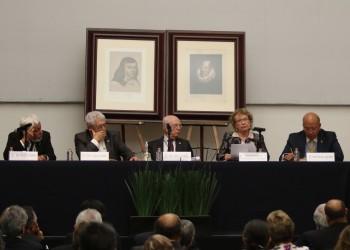 Homenaje de la Academia Mexicana de la Lengua a José Luis Martínez