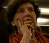 Diserta escritora Margo Glantz en torno a Por breve herida
