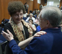 Margo Glantz recibe Premio Alfonso Reyes 2017