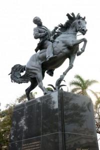 Celebración del 165 aniversario del natalicio del poeta José Martí