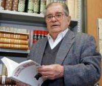 El Consejo Nacional para la Cultura y las Artes reconoce hoy 22 de febrero al historiador y miembro numerario de la Academia Mexicana de la Lengua, don Miguel León-Portilla por su cumpleaños número 86