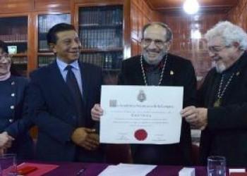 La primera música es la palabra: Raúl Dorra, en su discurso de ingreso a la Academia Mexicana de la Lengua