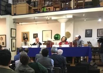 Presentación de Visión de México de Adolfo Castañón
