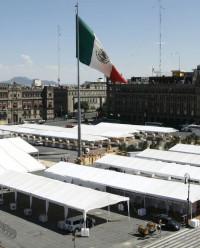 Programa de la Academia en la XVIII Feria Internacional del Libro del Zócalo