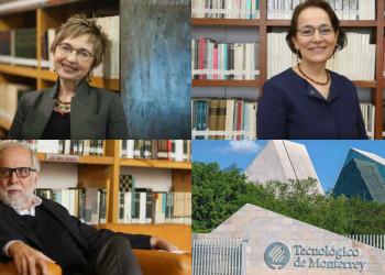 Susana Lizano, Javier Garciadiego, Concepción Company y el Tec de Monterrey, Premios Crónica 2020