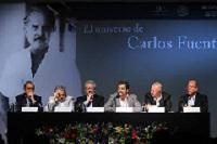 A un año de su muerte, evocan la universalidad de Carlos Fuentes