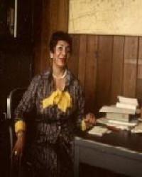 Homenaje luctuoso a Doña Clementina Díaz y de Ovando