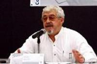 El escritor y actual director adjunto de la Academia Mexicana de la Lengua, don Felipe Garrido, ganó el Premio Xavier Villaurrutia de Escritores para Escritores