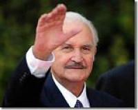 Académicos rinden homenaje a Carlos Fuentes en su primer aniversario luctuoso