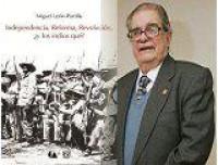 Presentación del libro Independencia, Reforma, Revolución, ¿y los indios qué? de don Miguel León-Portilla