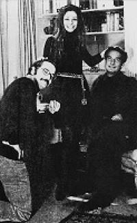 Carlos Fuentes-Octavio Paz: Vislumbres de una amistad, por Roberto Pliego